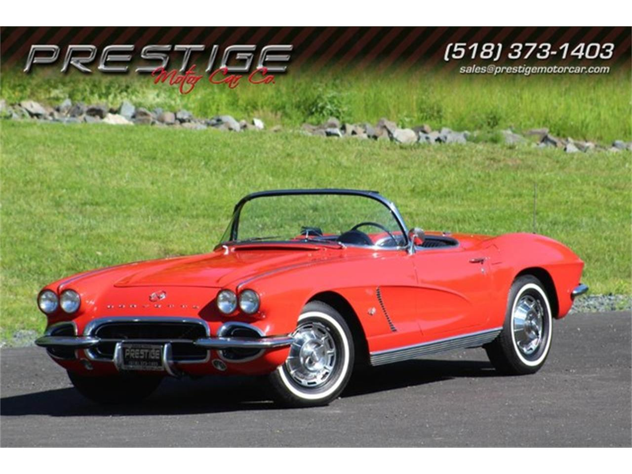 Large Picture of Classic '62 Chevrolet Corvette located in Clifton Park New York - QAB5