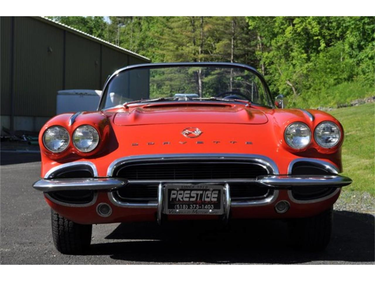 Large Picture of Classic '62 Chevrolet Corvette located in New York Offered by Prestige Motor Car Co. - QAB5