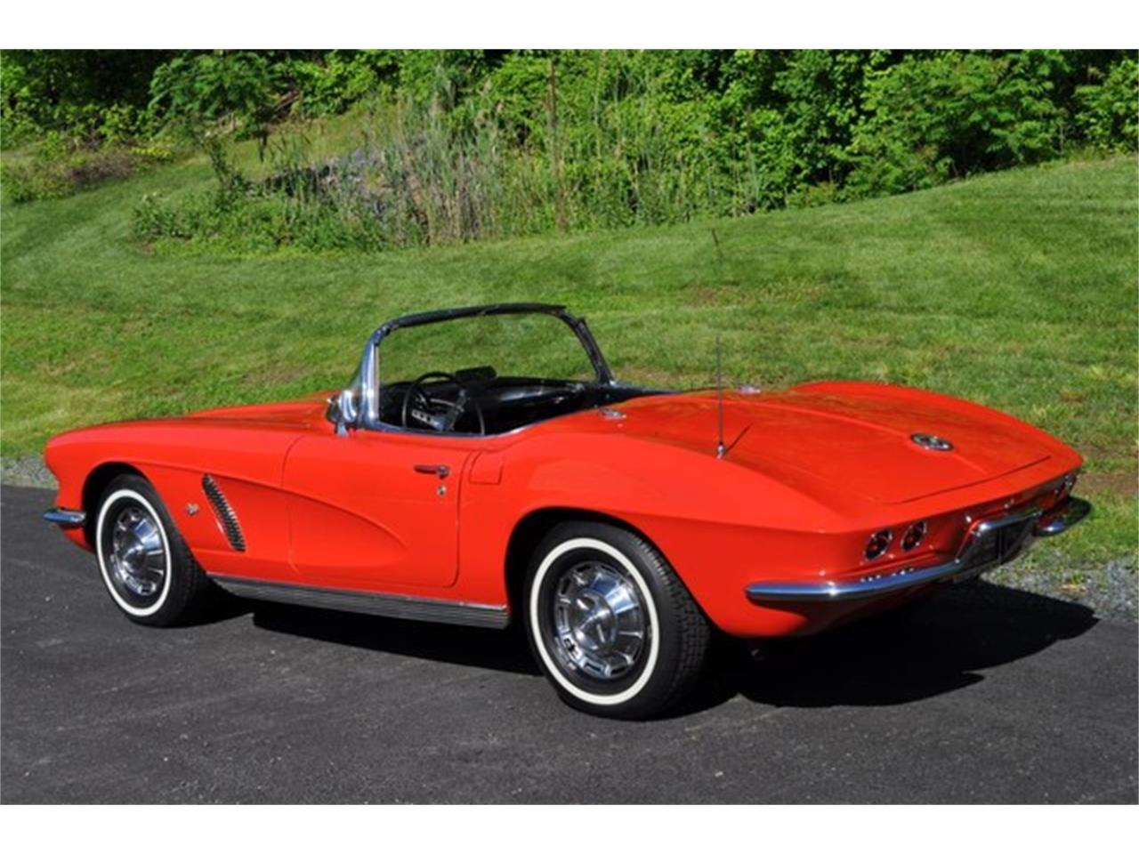 Large Picture of 1962 Chevrolet Corvette - $59,999.00 Offered by Prestige Motor Car Co. - QAB5