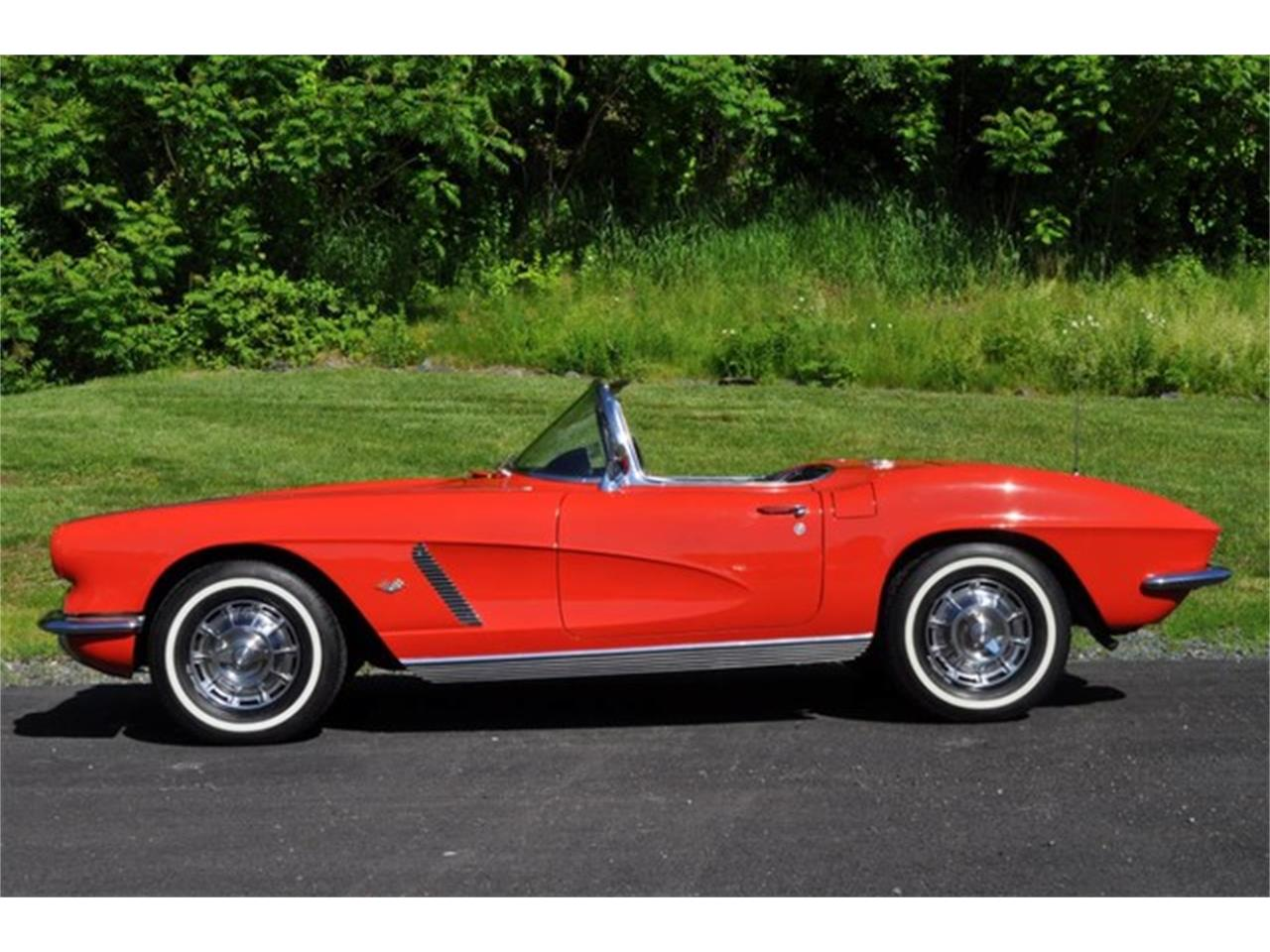 Large Picture of Classic 1962 Chevrolet Corvette located in Clifton Park New York - $59,999.00 Offered by Prestige Motor Car Co. - QAB5