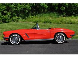 Picture of '62 Chevrolet Corvette located in New York Offered by Prestige Motor Car Co. - QAB5