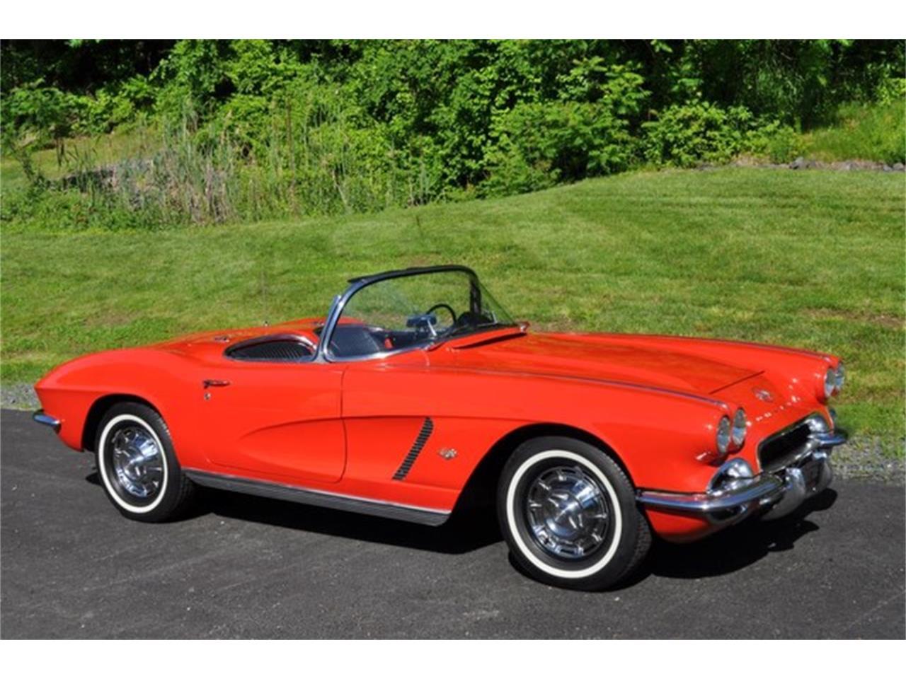 Large Picture of Classic 1962 Corvette - $59,999.00 - QAB5