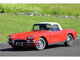 Picture of Classic 1962 Corvette located in Clifton Park New York - QAB5