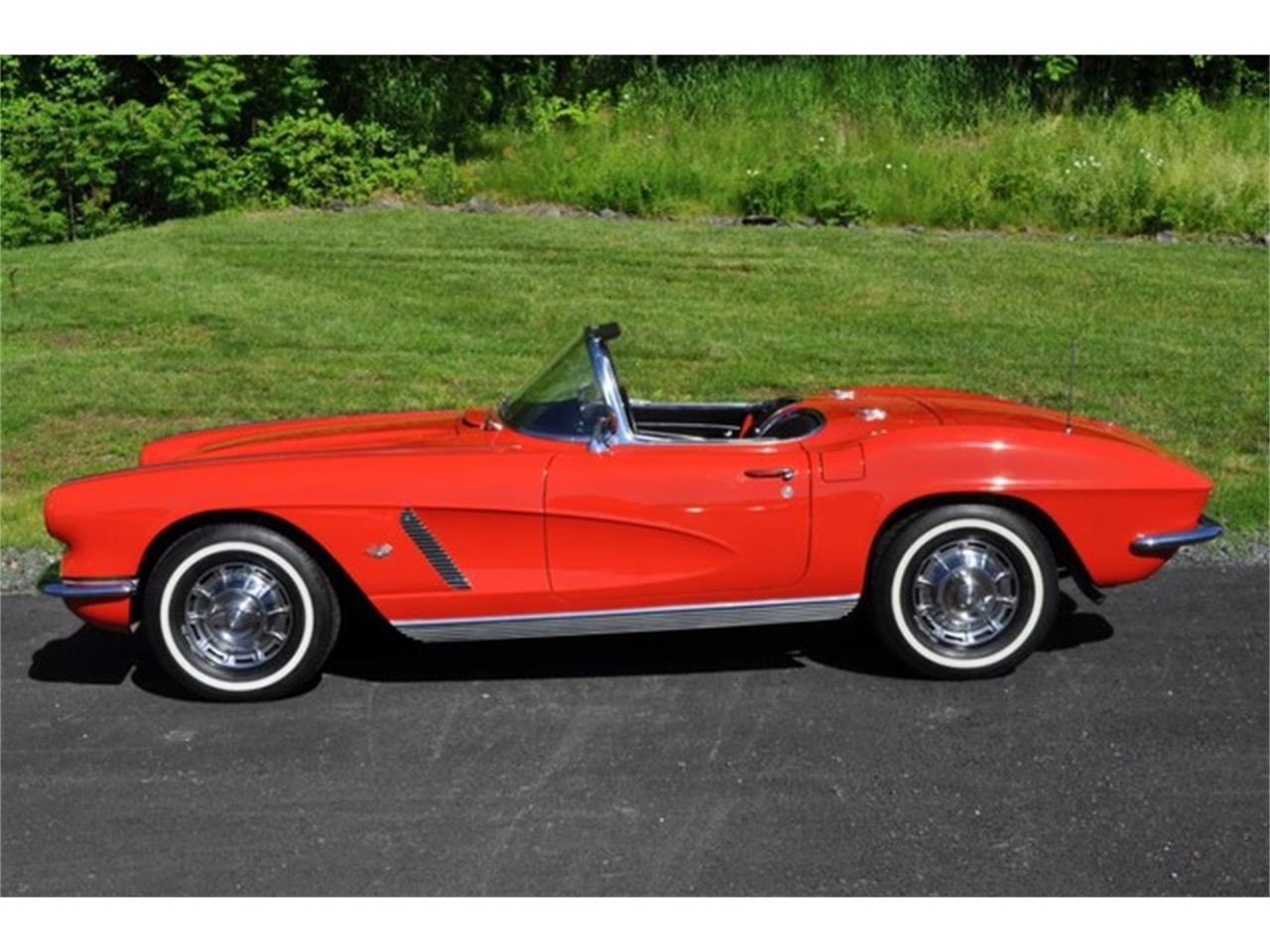 Large Picture of 1962 Corvette located in Clifton Park New York Offered by Prestige Motor Car Co. - QAB5