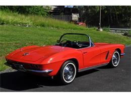 Picture of Classic 1962 Corvette located in Clifton Park New York Offered by Prestige Motor Car Co. - QAB5