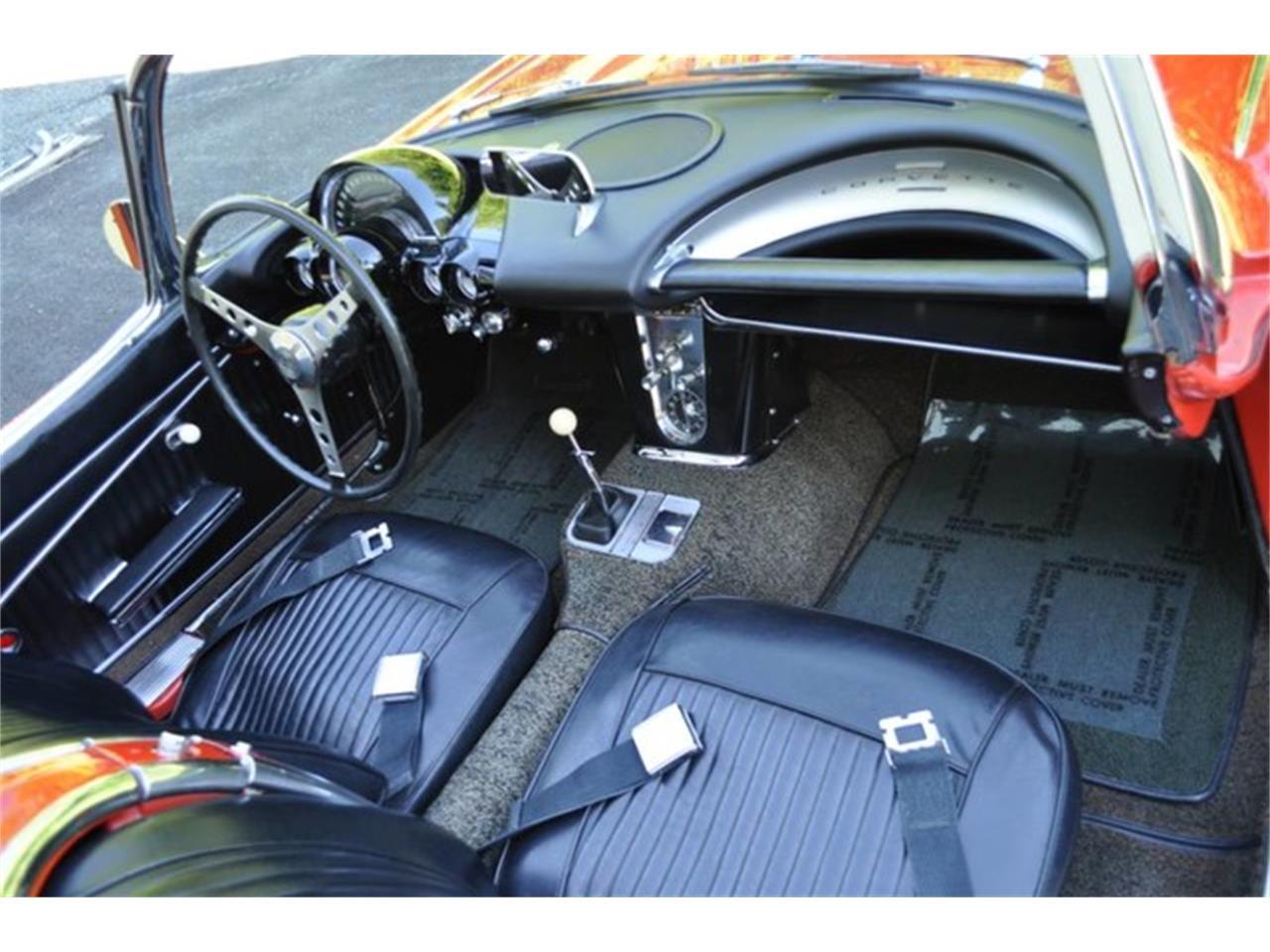 Large Picture of Classic 1962 Chevrolet Corvette - QAB5
