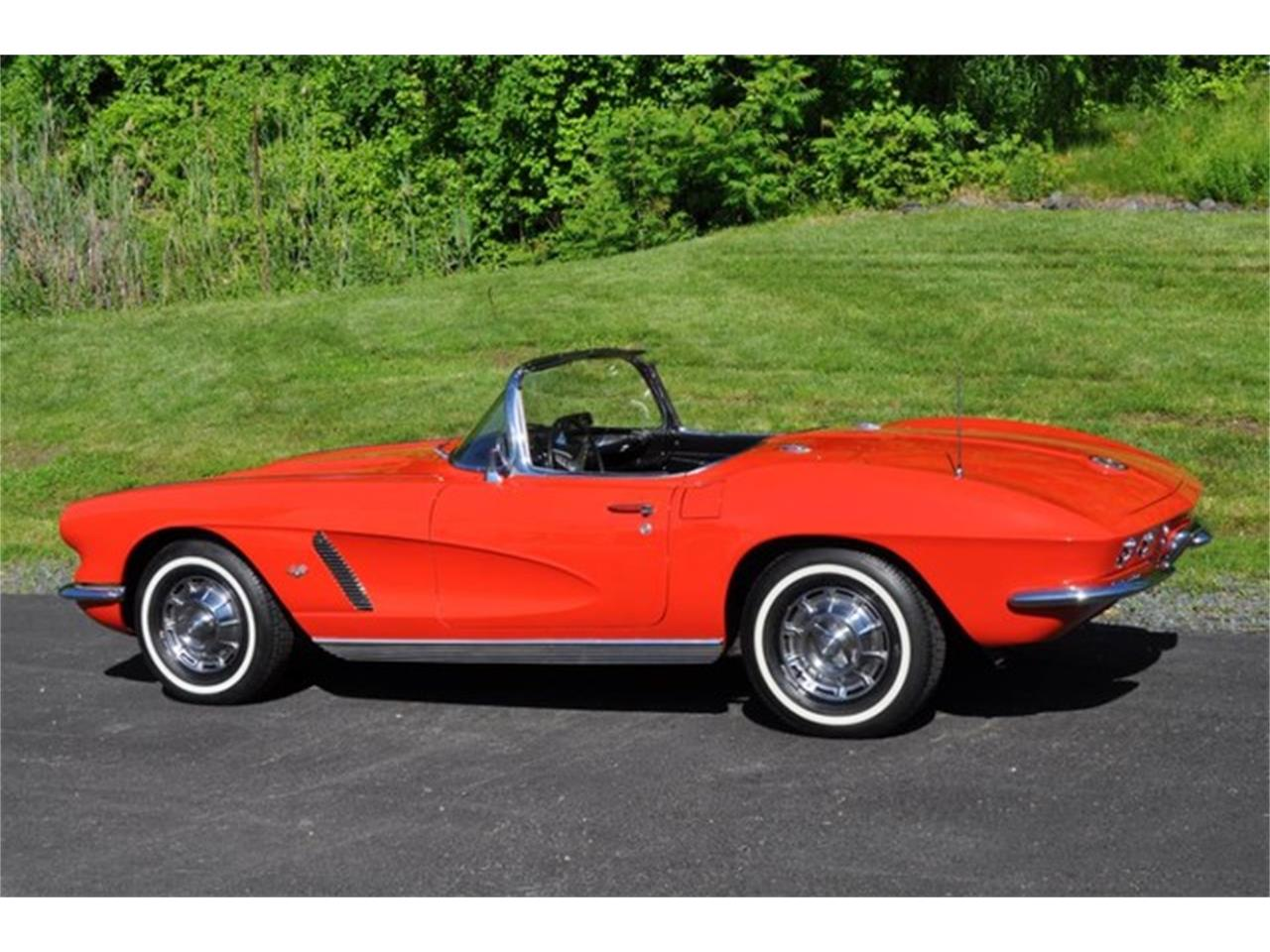 Large Picture of Classic 1962 Corvette located in Clifton Park New York - $59,999.00 - QAB5