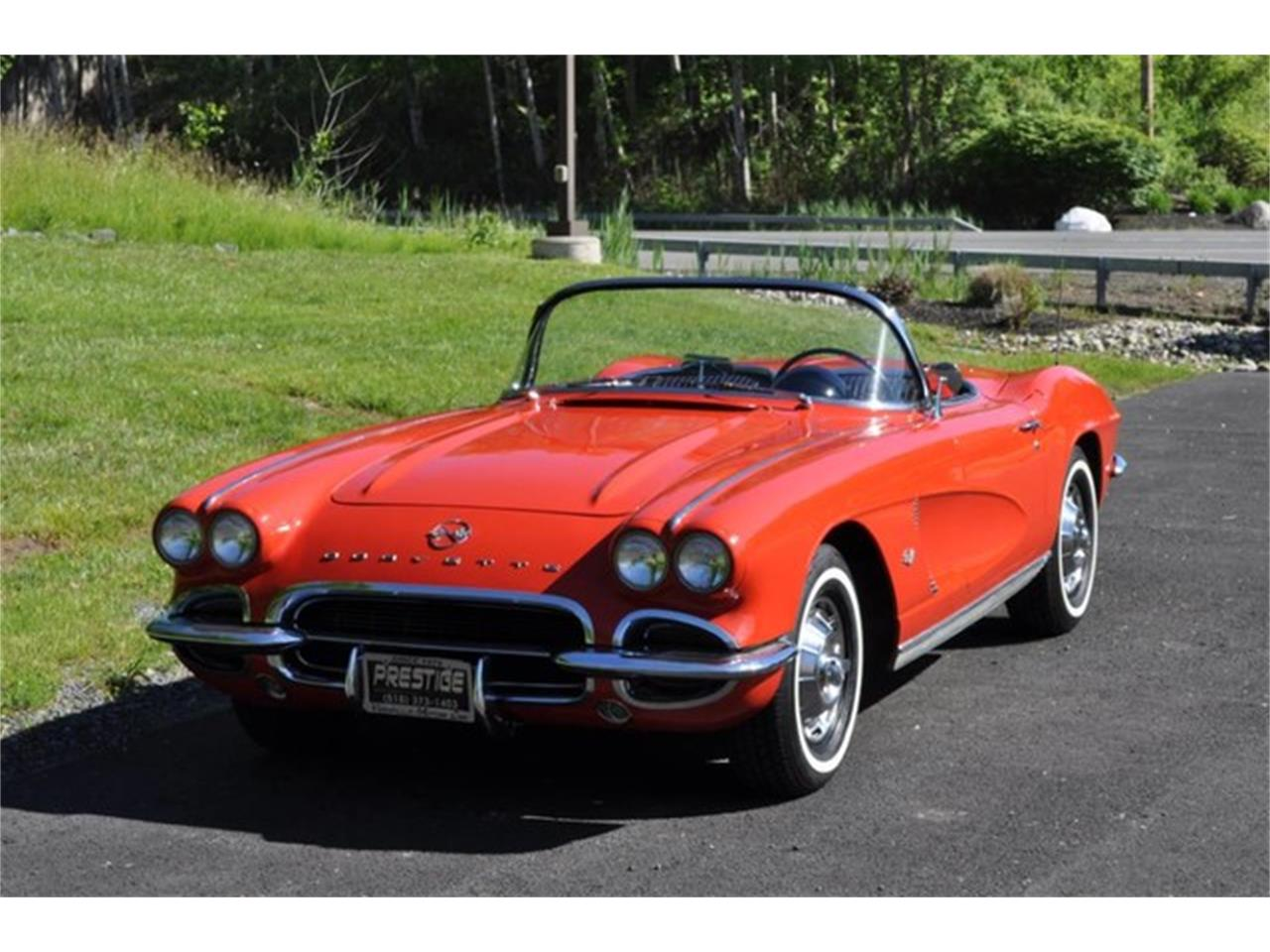 Large Picture of Classic 1962 Chevrolet Corvette Offered by Prestige Motor Car Co. - QAB5