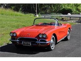 Picture of Classic '62 Corvette Offered by Prestige Motor Car Co. - QAB5