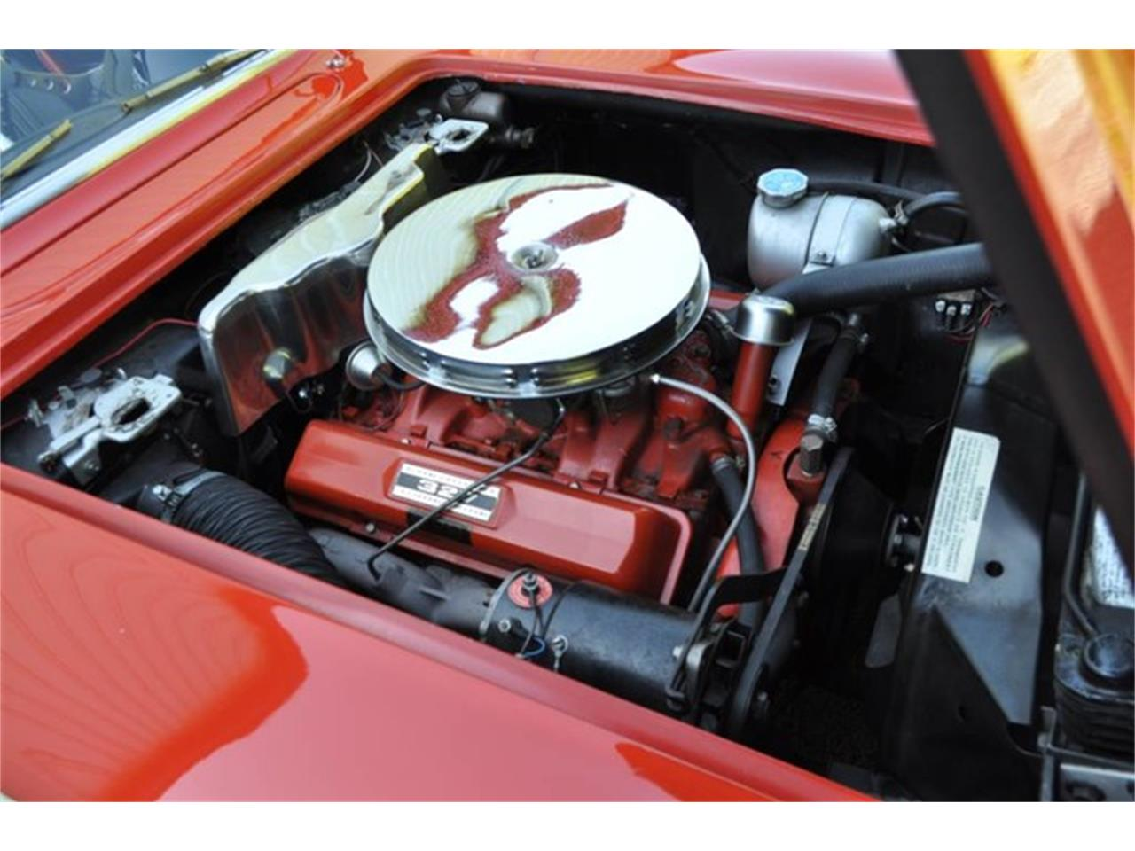 Large Picture of 1962 Chevrolet Corvette - QAB5