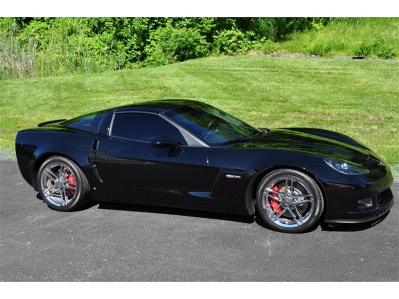 Large Picture of '07 Corvette - QAB6