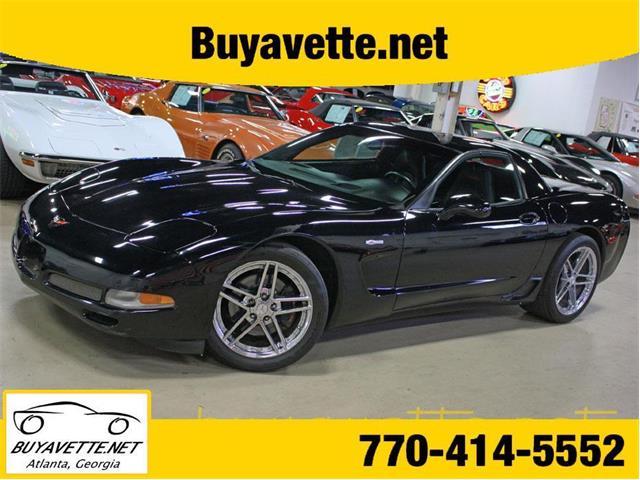 Picture of '02 Corvette - QAB7