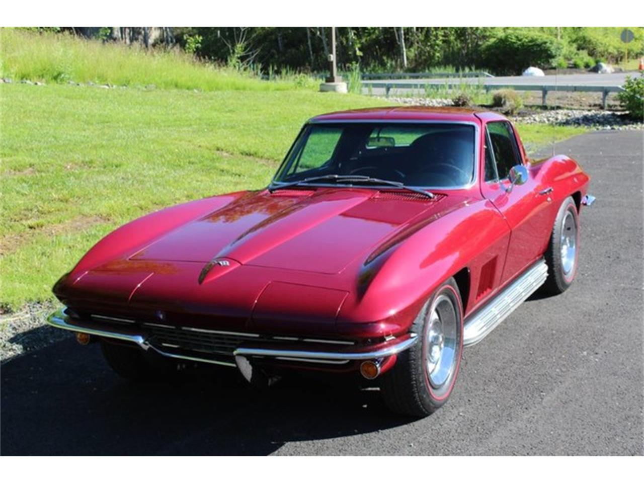 Large Picture of '67 Chevrolet Corvette Auction Vehicle Offered by Prestige Motor Car Co. - QAB8