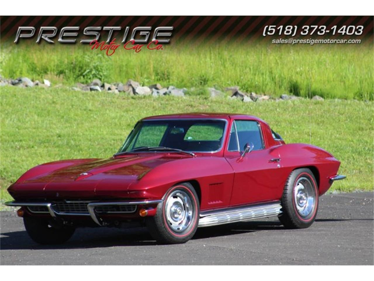 Large Picture of 1967 Corvette - QAB8