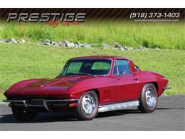 Picture of Classic '67 Chevrolet Corvette located in Clifton Park New York Auction Vehicle Offered by Prestige Motor Car Co. - QAB8
