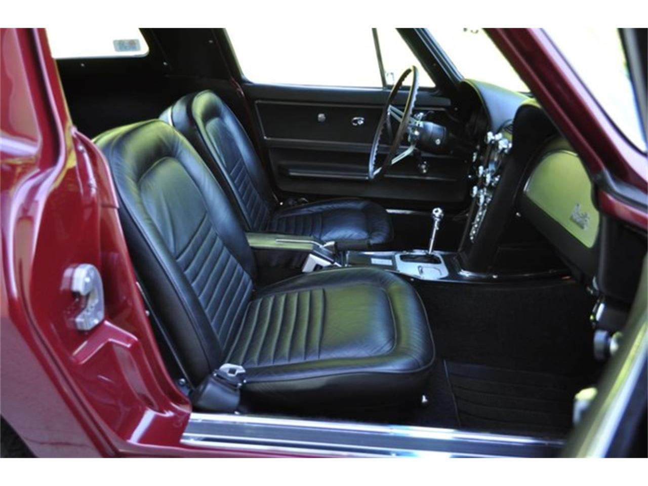 Large Picture of Classic 1967 Chevrolet Corvette located in New York Auction Vehicle - QAB8
