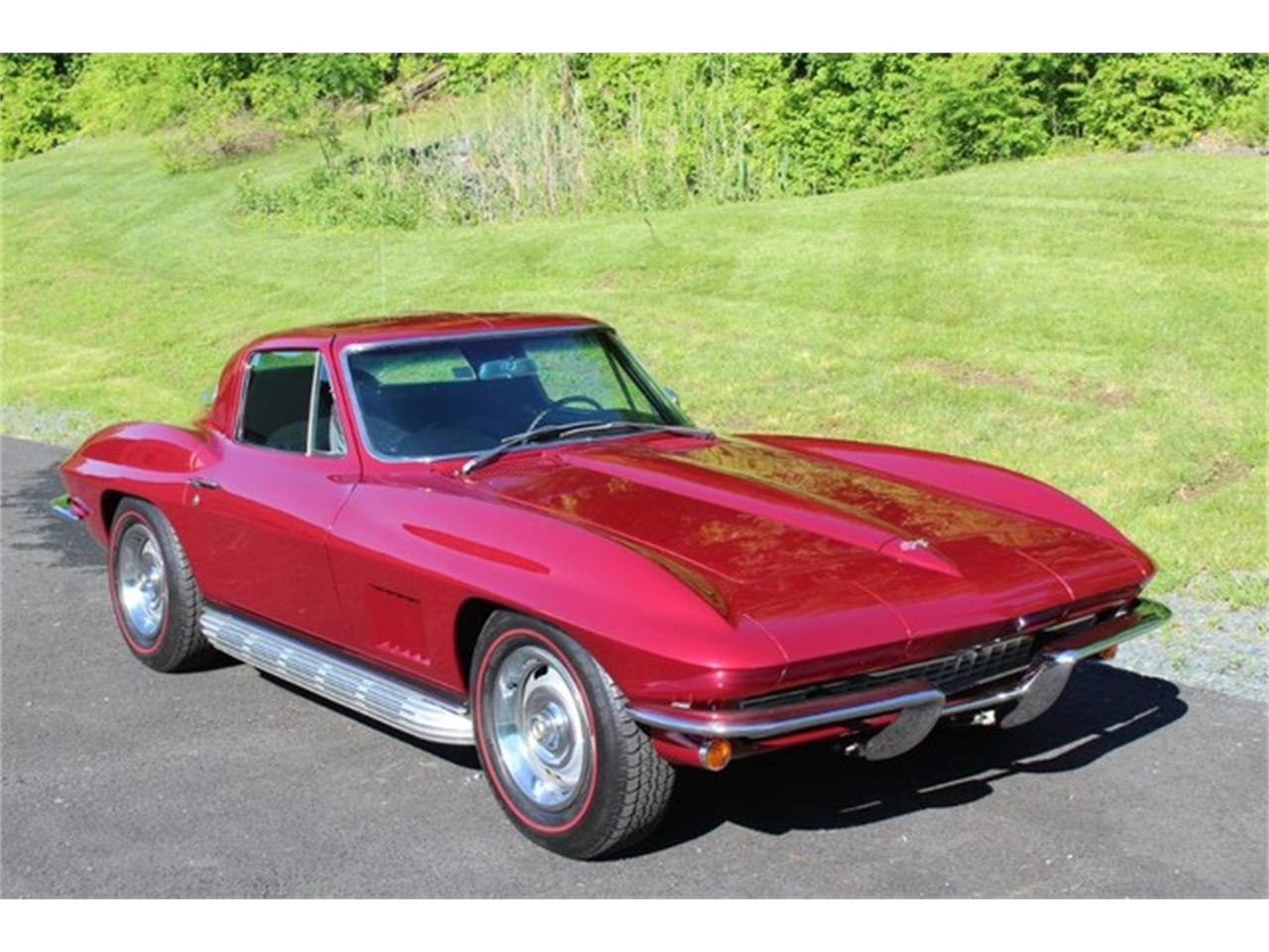 Large Picture of Classic 1967 Chevrolet Corvette located in Clifton Park New York Offered by Prestige Motor Car Co. - QAB8