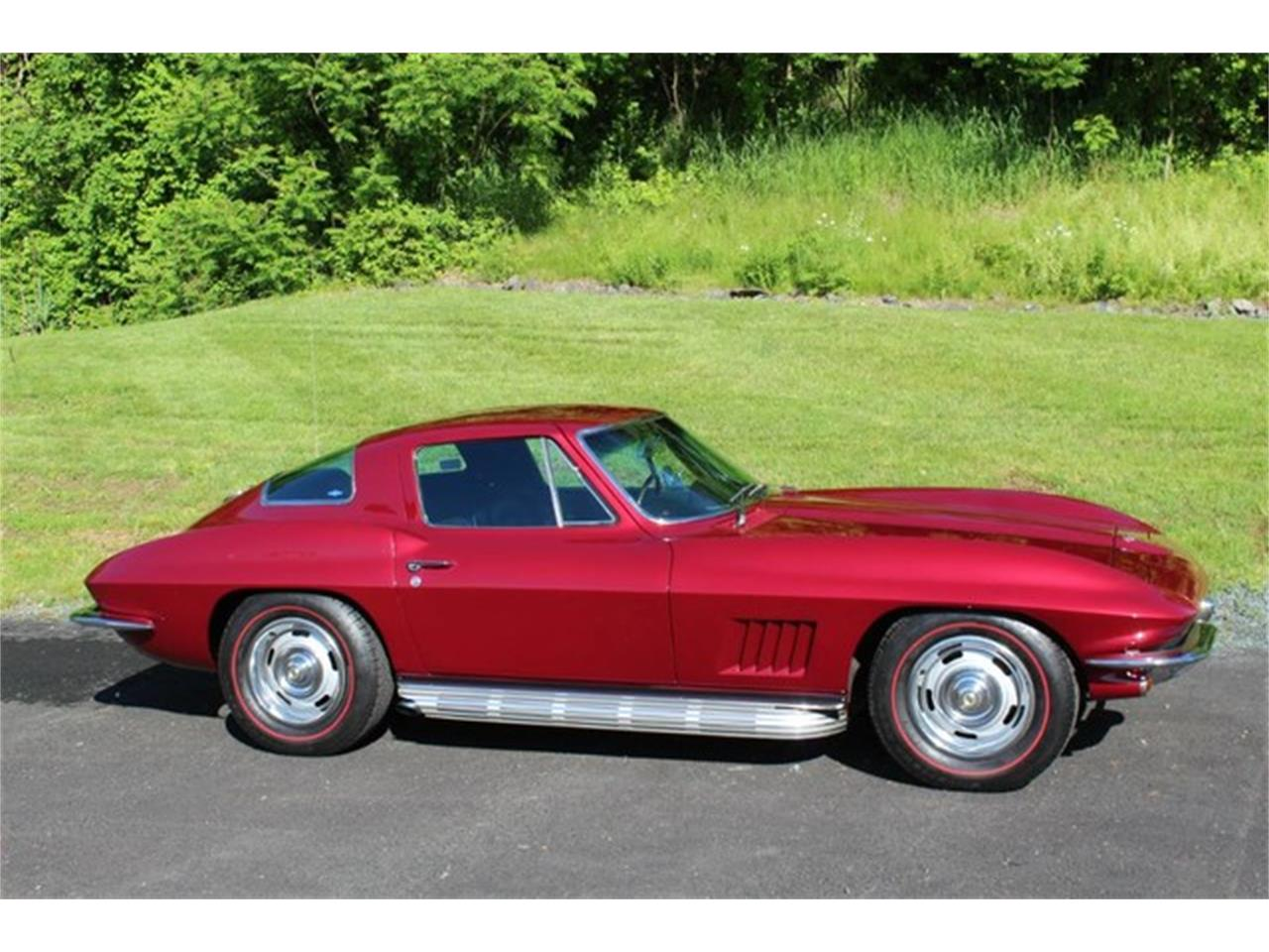 Large Picture of 1967 Chevrolet Corvette - QAB8