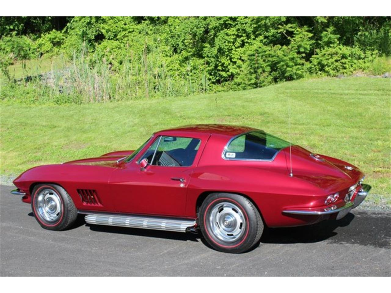 Large Picture of 1967 Chevrolet Corvette Auction Vehicle Offered by Prestige Motor Car Co. - QAB8
