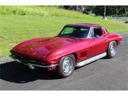 Picture of Classic 1967 Corvette located in Clifton Park New York Auction Vehicle Offered by Prestige Motor Car Co. - QAB8