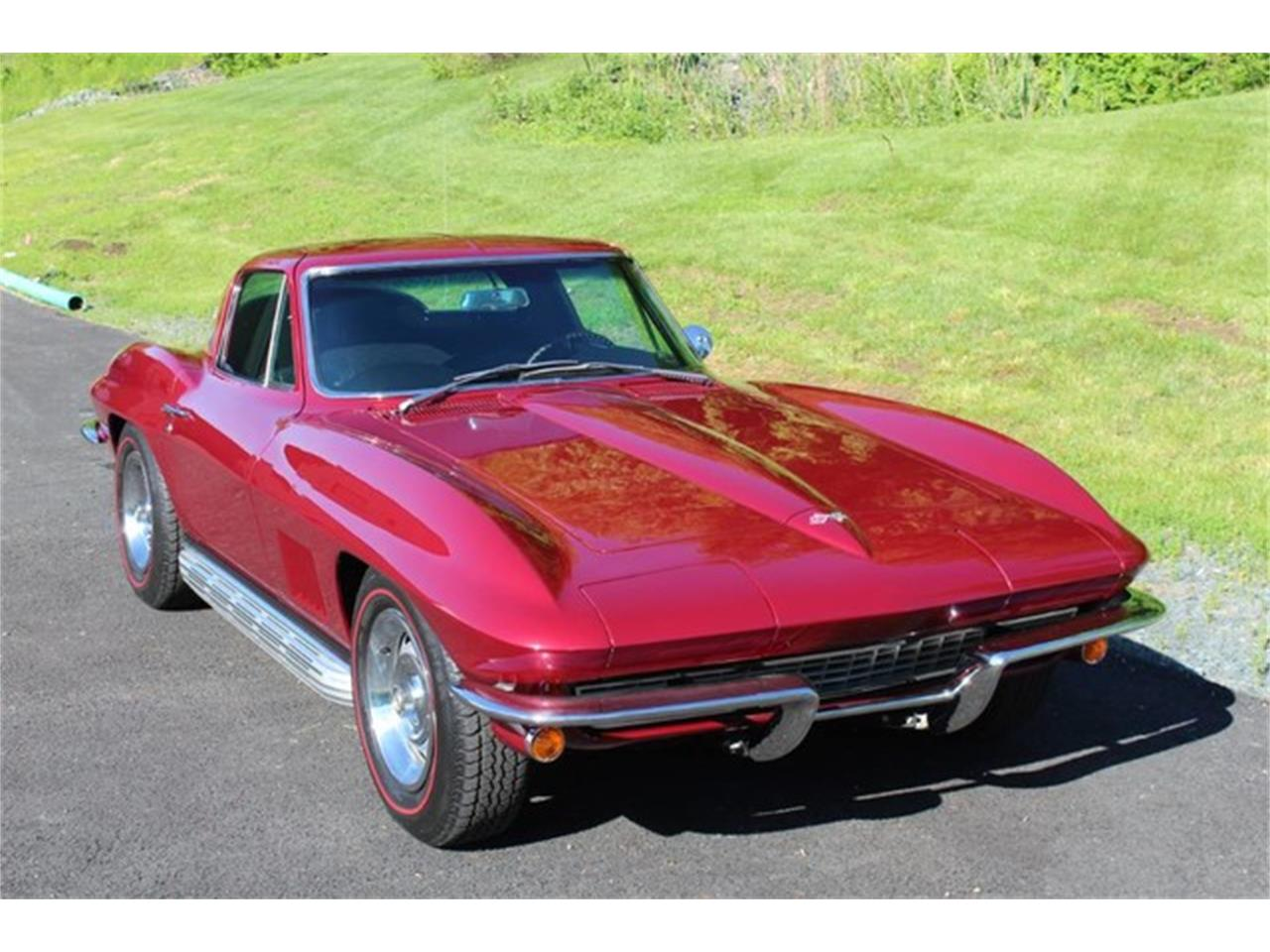Large Picture of Classic 1967 Chevrolet Corvette Offered by Prestige Motor Car Co. - QAB8