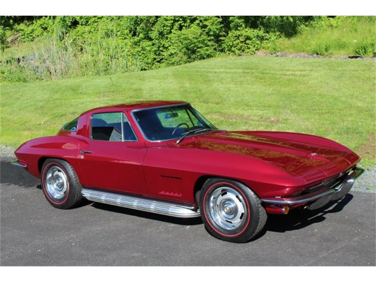 Large Picture of Classic '67 Corvette Offered by Prestige Motor Car Co. - QAB8