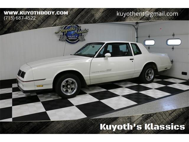 Picture of '85 Monte Carlo - QABH
