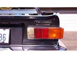 Picture of '74 TR6 - Q5UR