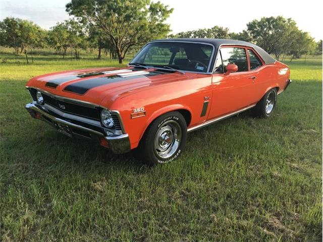 Picture of '72 Nova located in Fredericksburg Texas Offered by  - QABJ