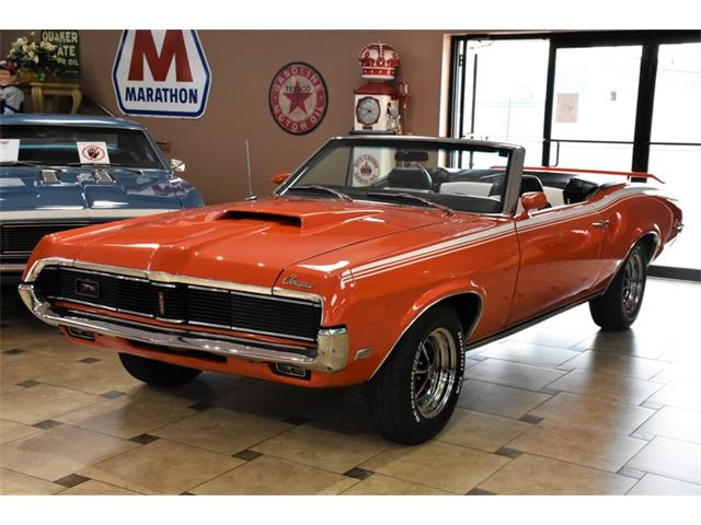 Picture of 1969 Cougar located in Venice Florida Auction Vehicle - QABK