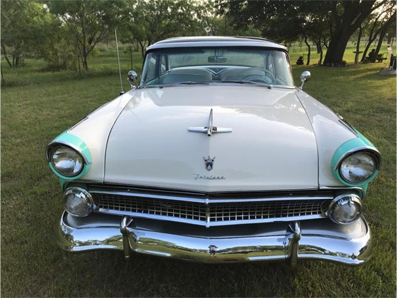 Large Picture of 1955 Crown Victoria located in Fredericksburg Texas - $49,500.00 Offered by Street Dreams Texas - QABS