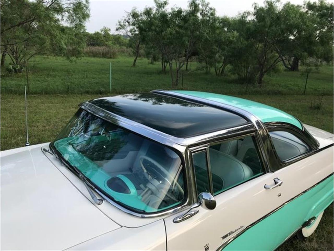 Large Picture of 1955 Ford Crown Victoria located in Fredericksburg Texas - $49,500.00 - QABS