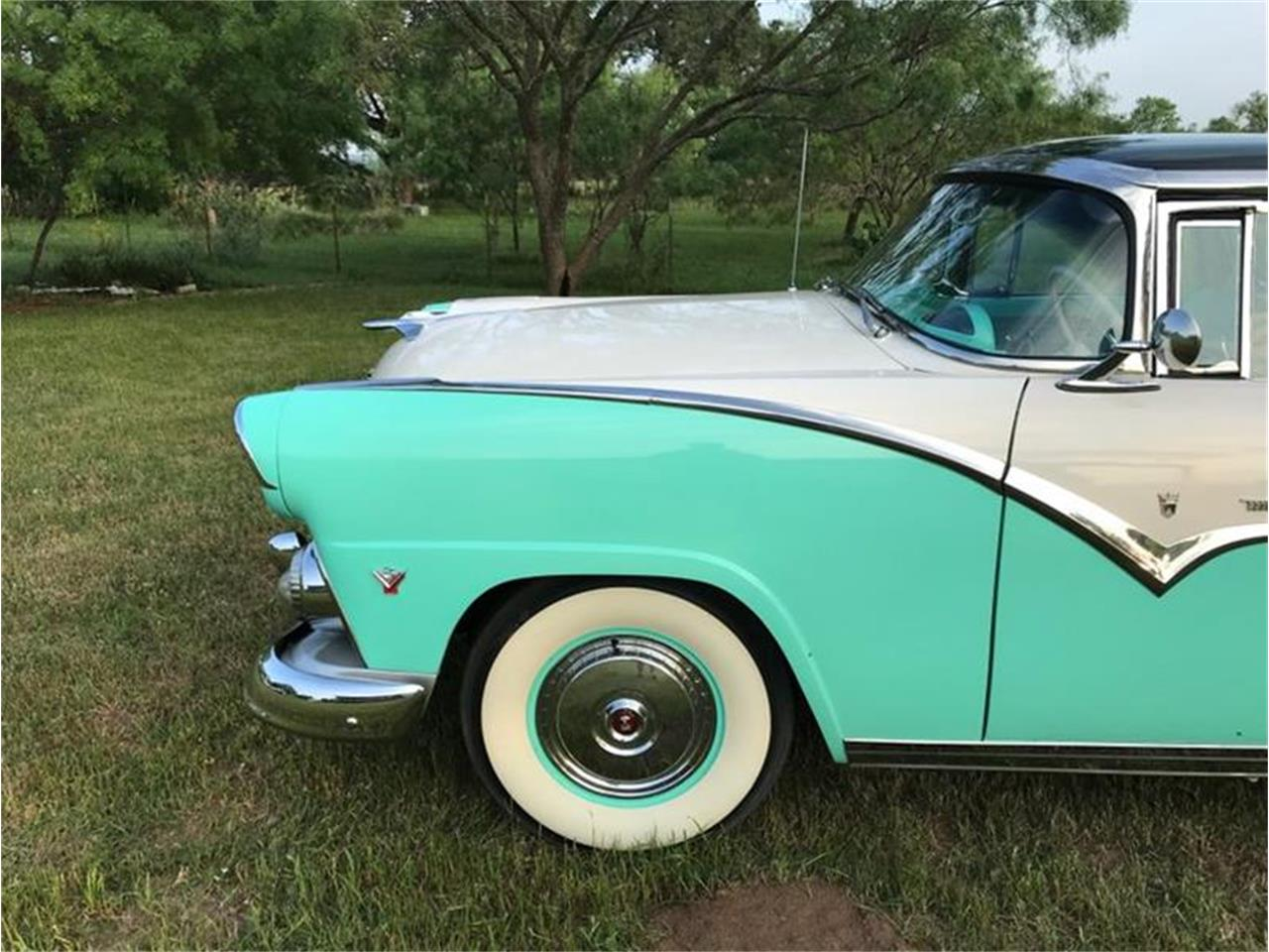 Large Picture of Classic 1955 Ford Crown Victoria Offered by Street Dreams Texas - QABS