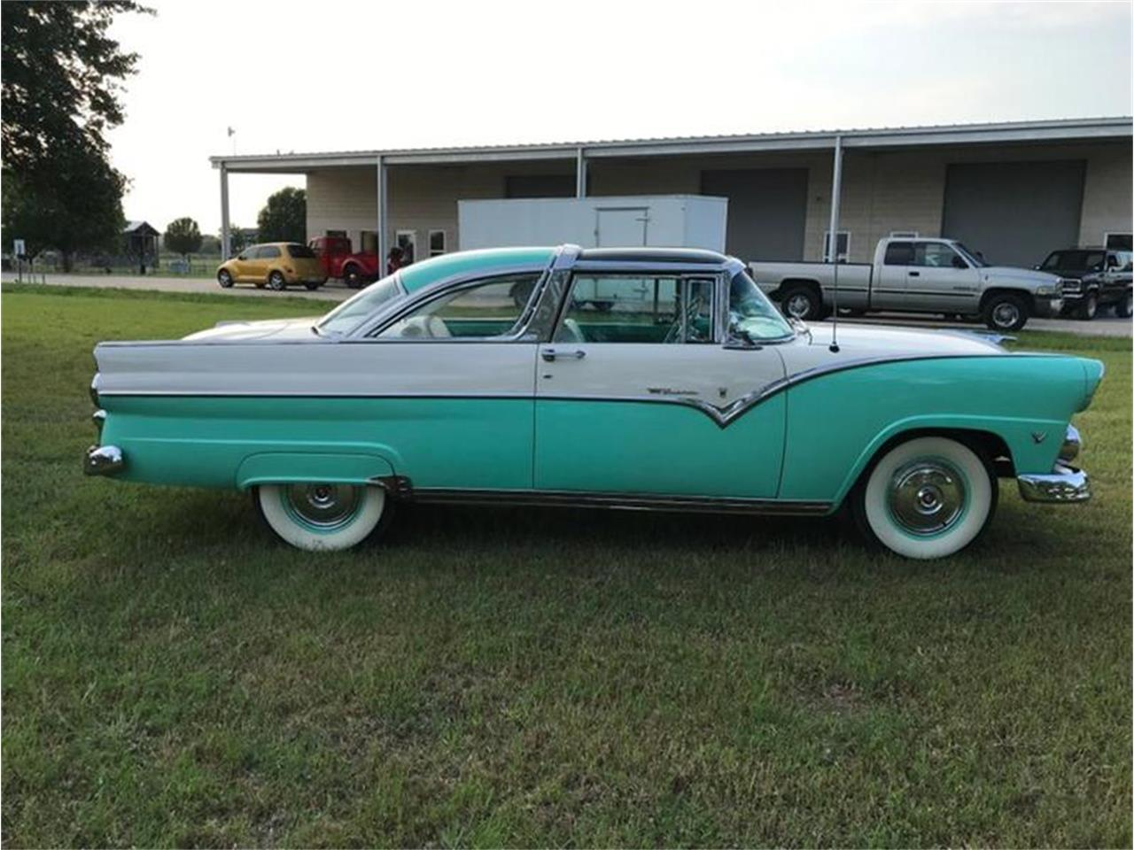 Large Picture of '55 Ford Crown Victoria located in Texas - $49,500.00 Offered by Street Dreams Texas - QABS