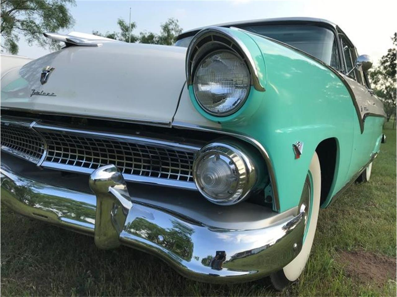 Large Picture of Classic '55 Ford Crown Victoria Offered by Street Dreams Texas - QABS