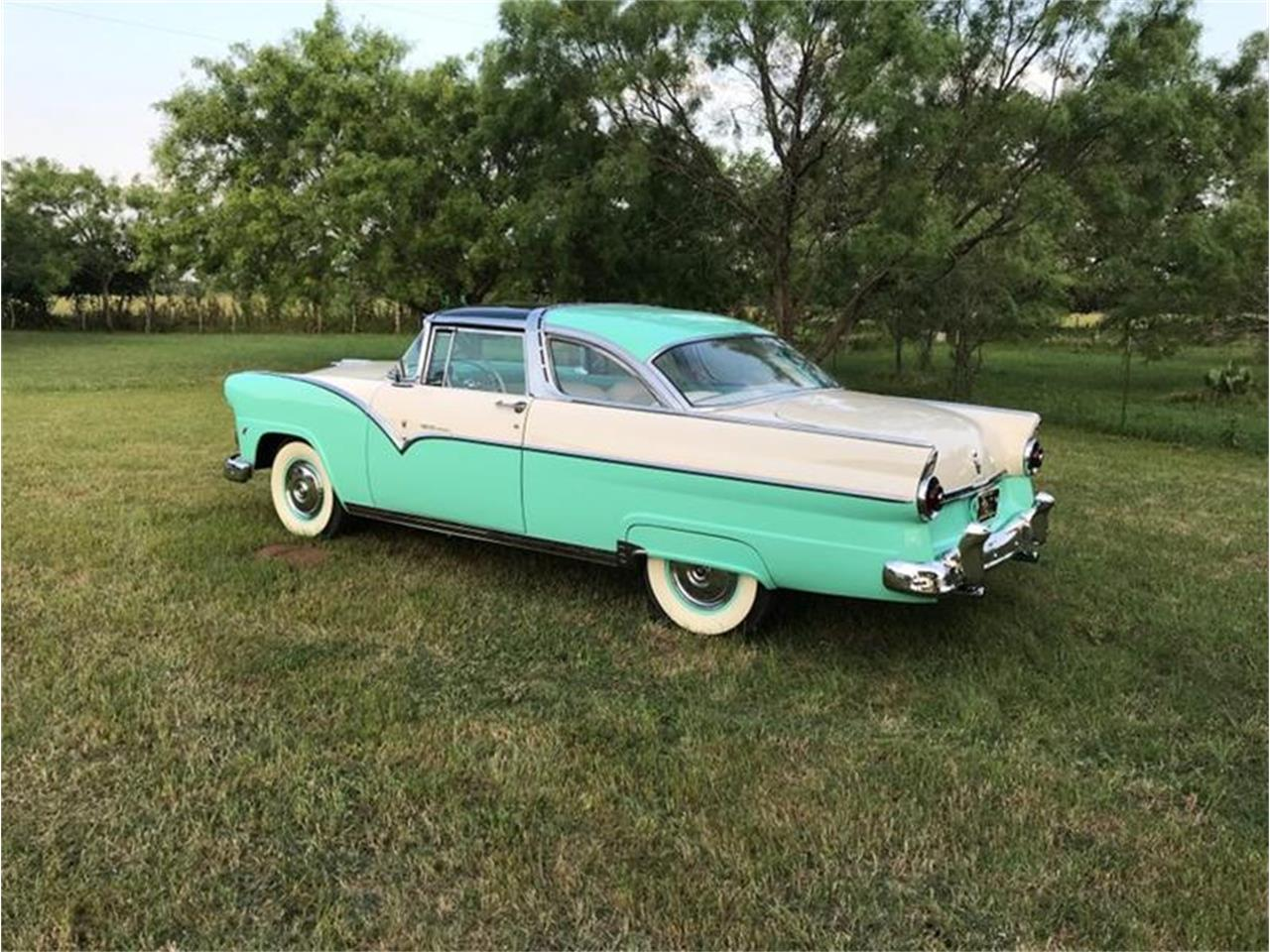 Large Picture of Classic '55 Ford Crown Victoria - $49,500.00 - QABS
