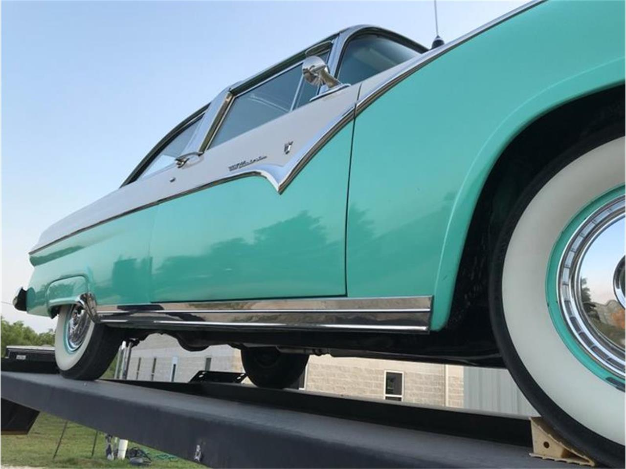 Large Picture of Classic '55 Ford Crown Victoria - $49,500.00 Offered by Street Dreams Texas - QABS