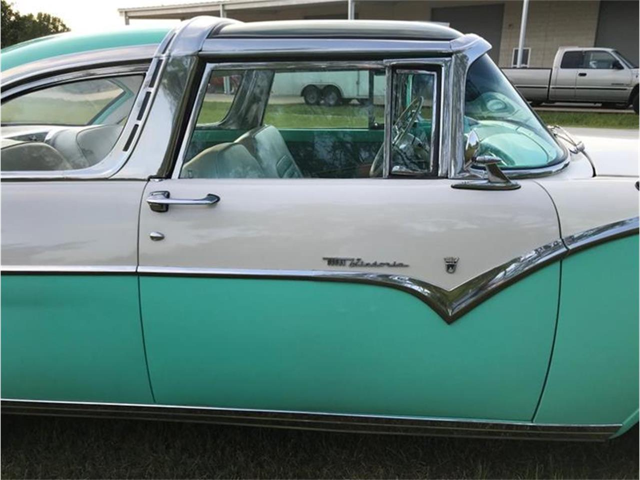 Large Picture of 1955 Ford Crown Victoria - QABS