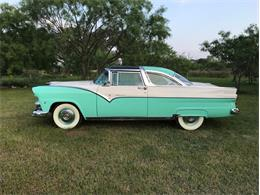 Picture of Classic '55 Ford Crown Victoria located in Fredericksburg Texas - QABS