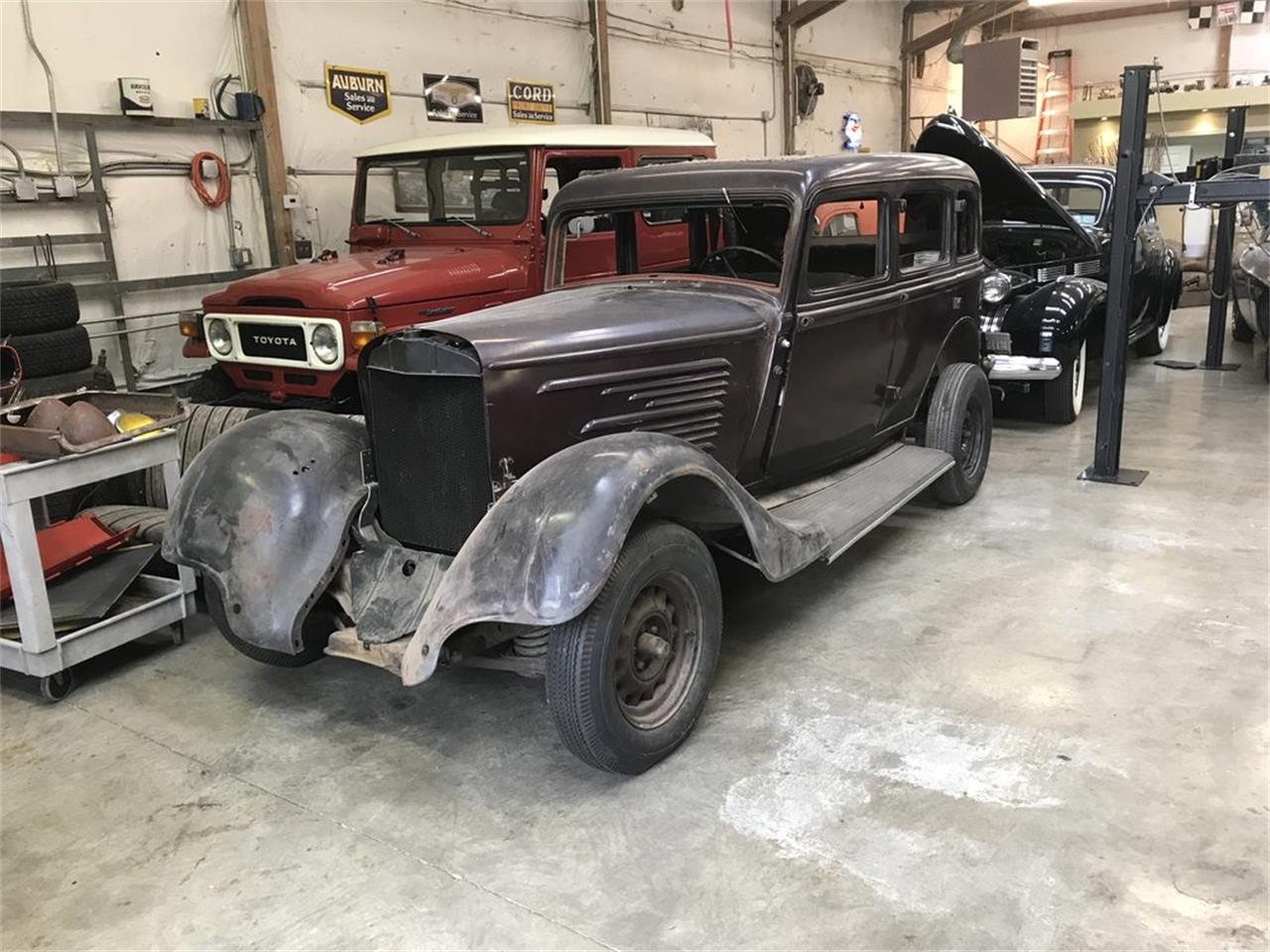 Large Picture of '34 Six - Q5UT