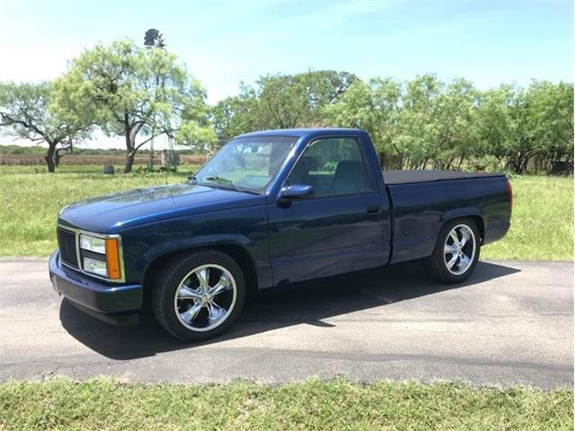 Picture of '93 C/K 1500 - QAC3