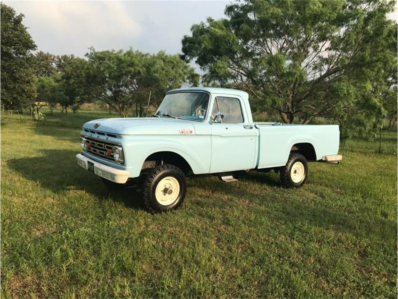 Large Picture of '64 Ford F100 located in Texas - $27,500.00 Offered by Street Dreams Texas - QACA