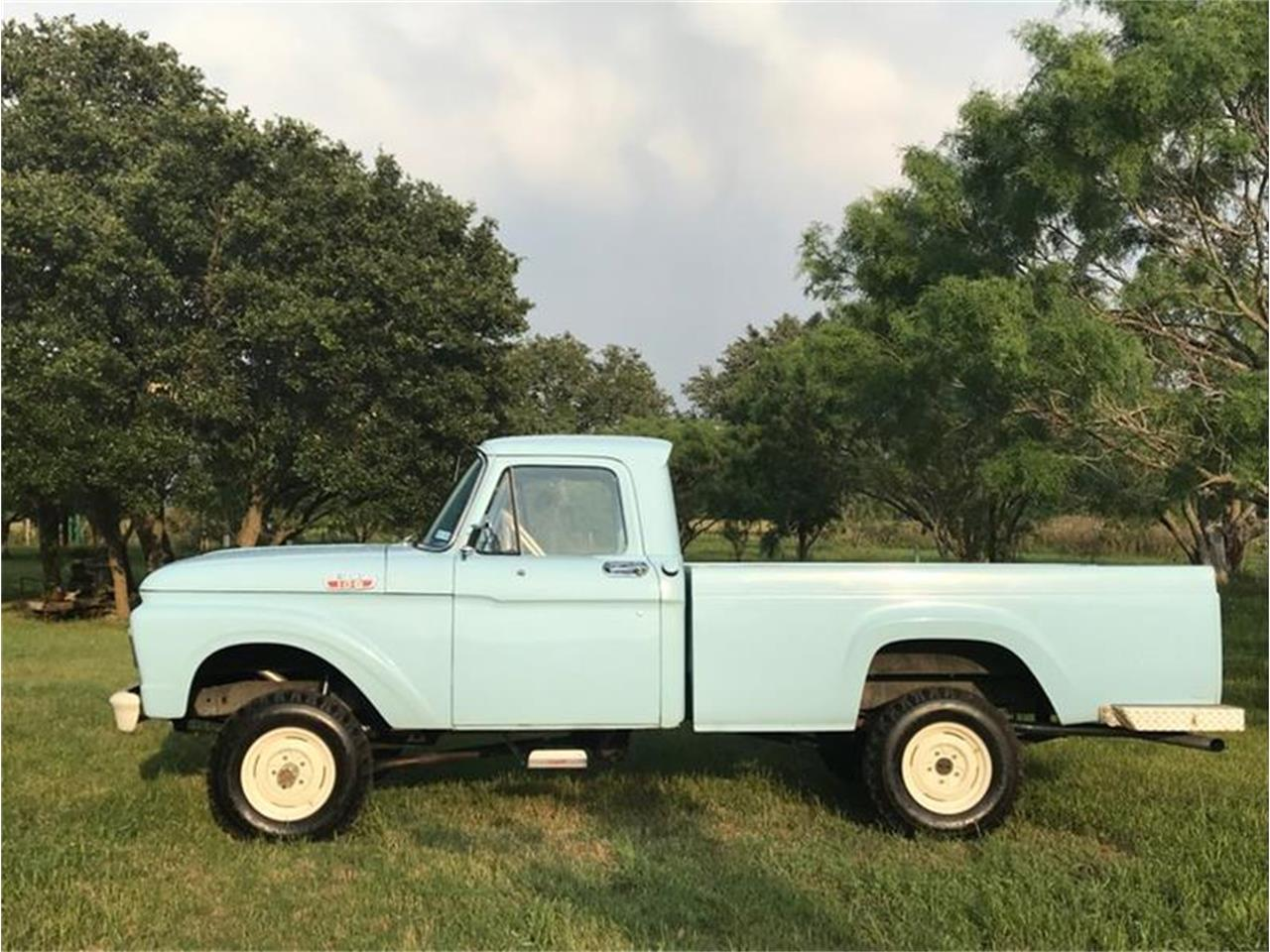Large Picture of Classic 1964 Ford F100 located in Texas - QACA
