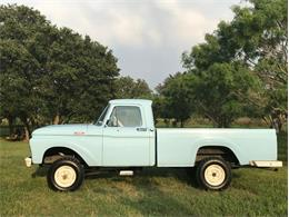 Picture of Classic '64 F100 - $27,500.00 Offered by Street Dreams Texas - QACA