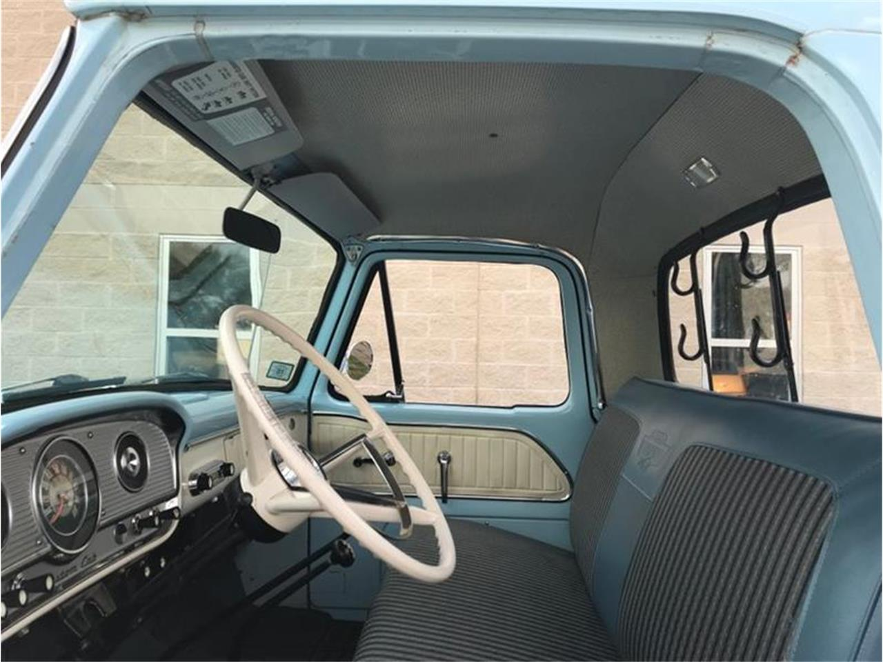 Large Picture of 1964 F100 - QACA