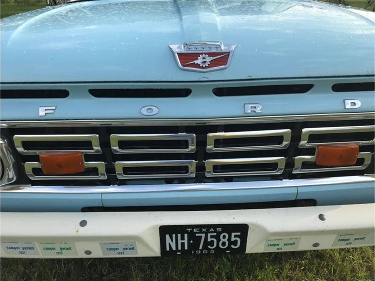 Large Picture of 1964 Ford F100 - $27,500.00 Offered by Street Dreams Texas - QACA