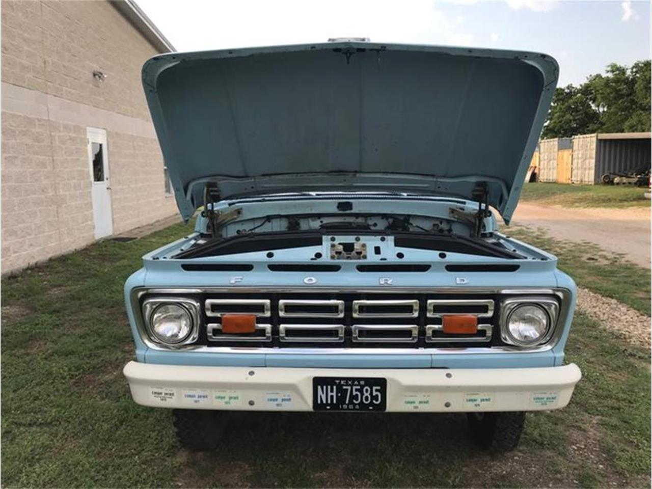Large Picture of Classic '64 F100 located in Texas - QACA