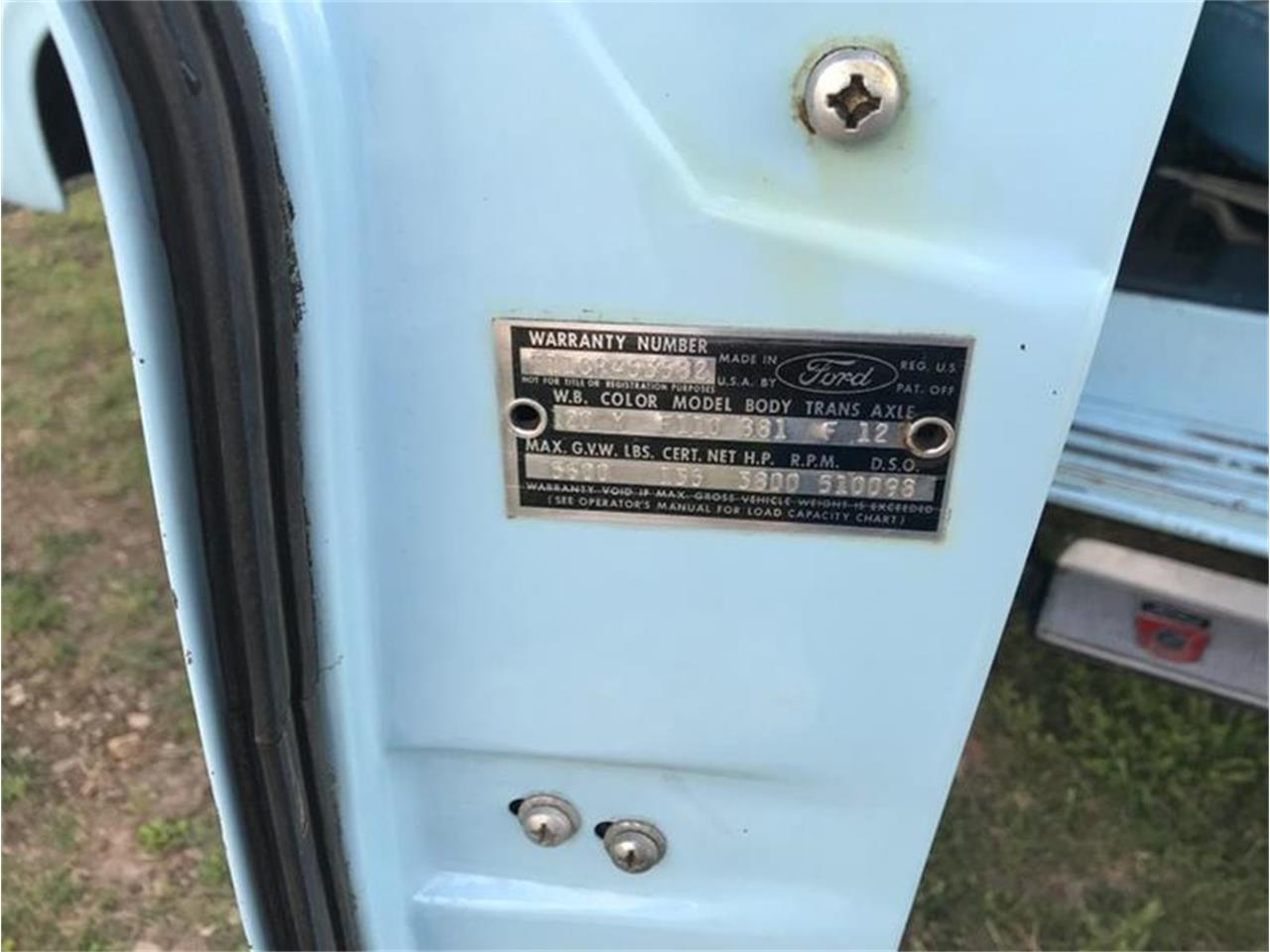 Large Picture of Classic 1964 F100 located in Texas Offered by Street Dreams Texas - QACA