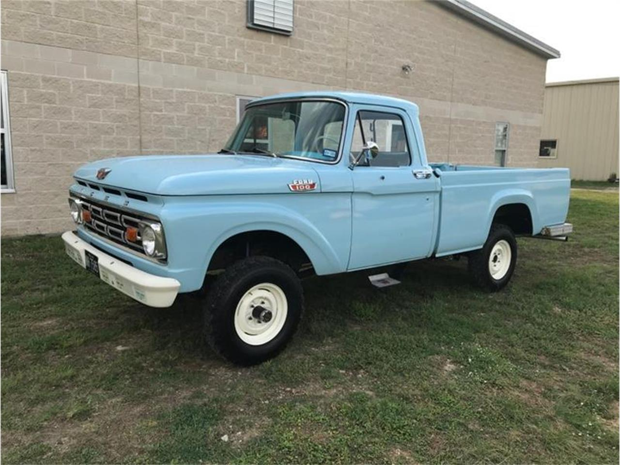 Large Picture of Classic 1964 F100 Offered by Street Dreams Texas - QACA