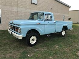 Picture of Classic '64 F100 located in Texas - $27,500.00 Offered by Street Dreams Texas - QACA